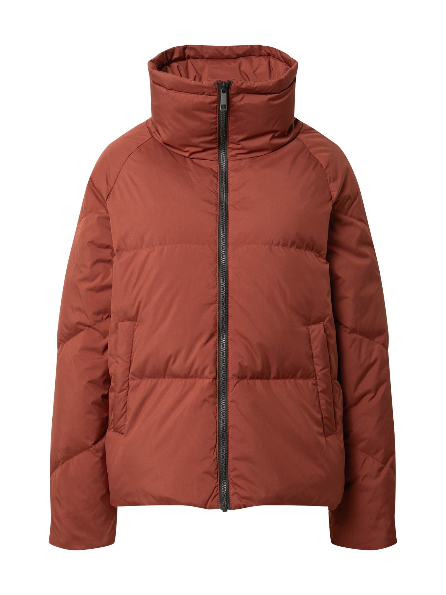 SELECTED FEMME Zimní bunda 'Daisy'  červená