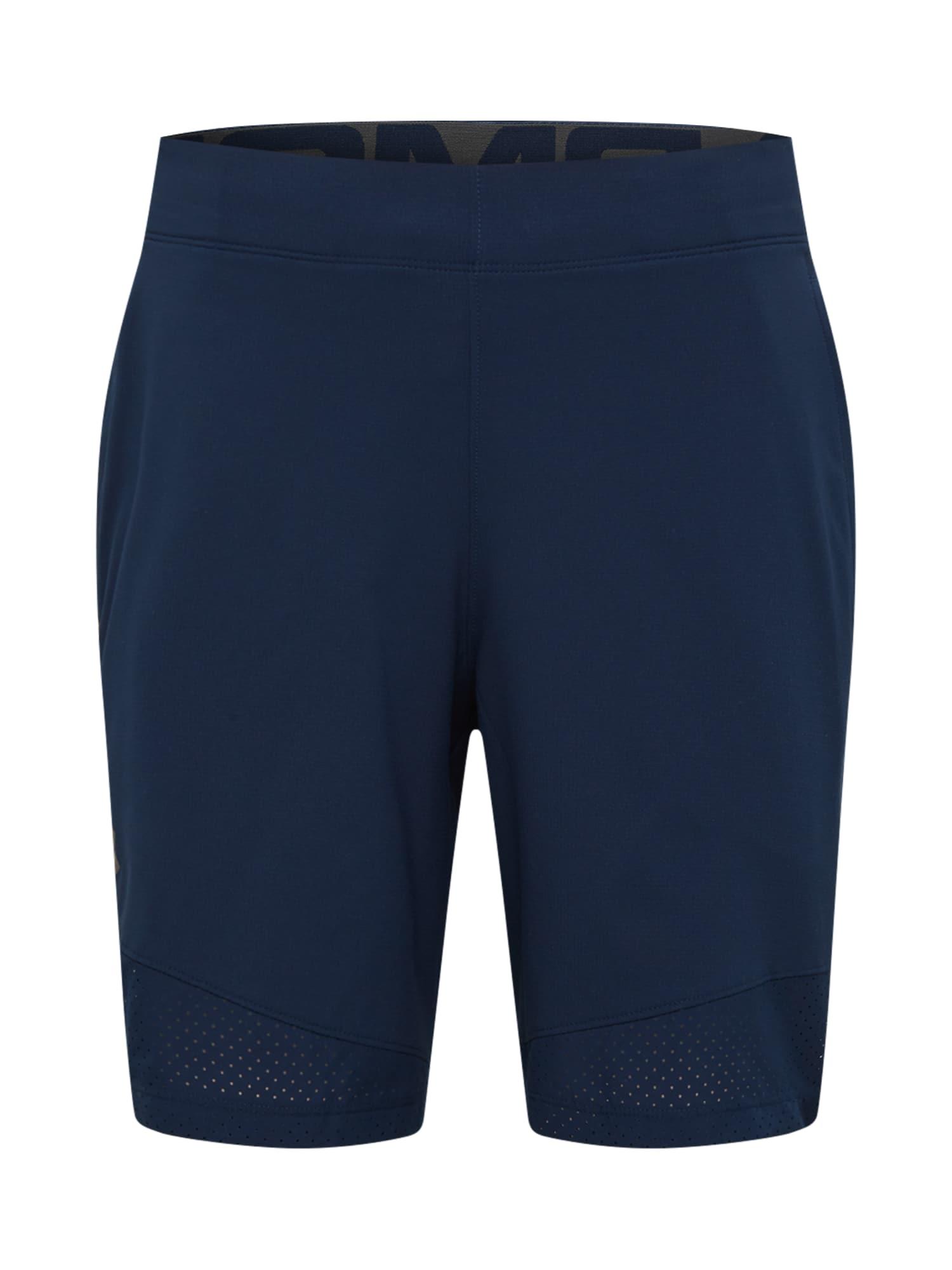 UNDER ARMOUR Sportinės kelnės tamsiai mėlyna