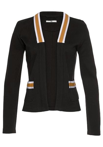 Jacken für Frauen - AJC Blusenblazer orange schwarz weiß  - Onlineshop ABOUT YOU
