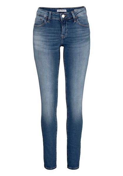 Hosen - Jeans 'Adriana' › Mavi › blue denim  - Onlineshop ABOUT YOU