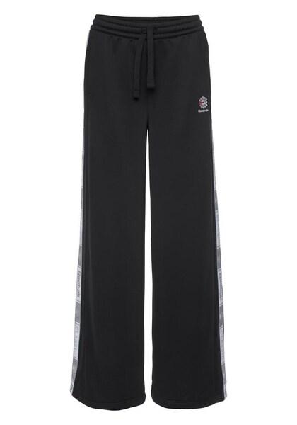 Hosen für Frauen - Hose › Reebok Classic › himmelblau schwarz weiß  - Onlineshop ABOUT YOU