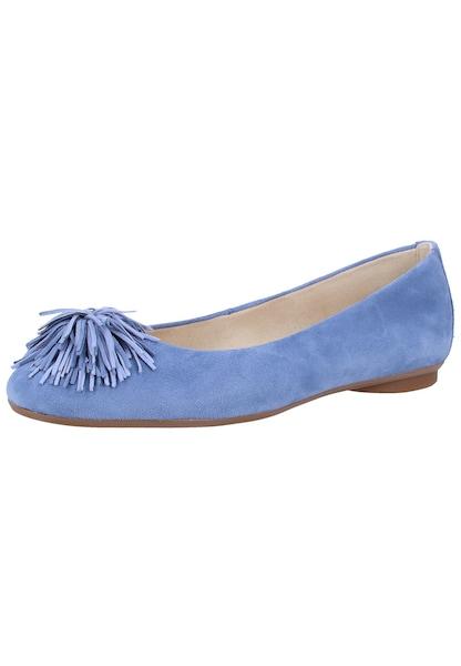 Ballerinas für Frauen - Paul Green Ballerinas himmelblau  - Onlineshop ABOUT YOU