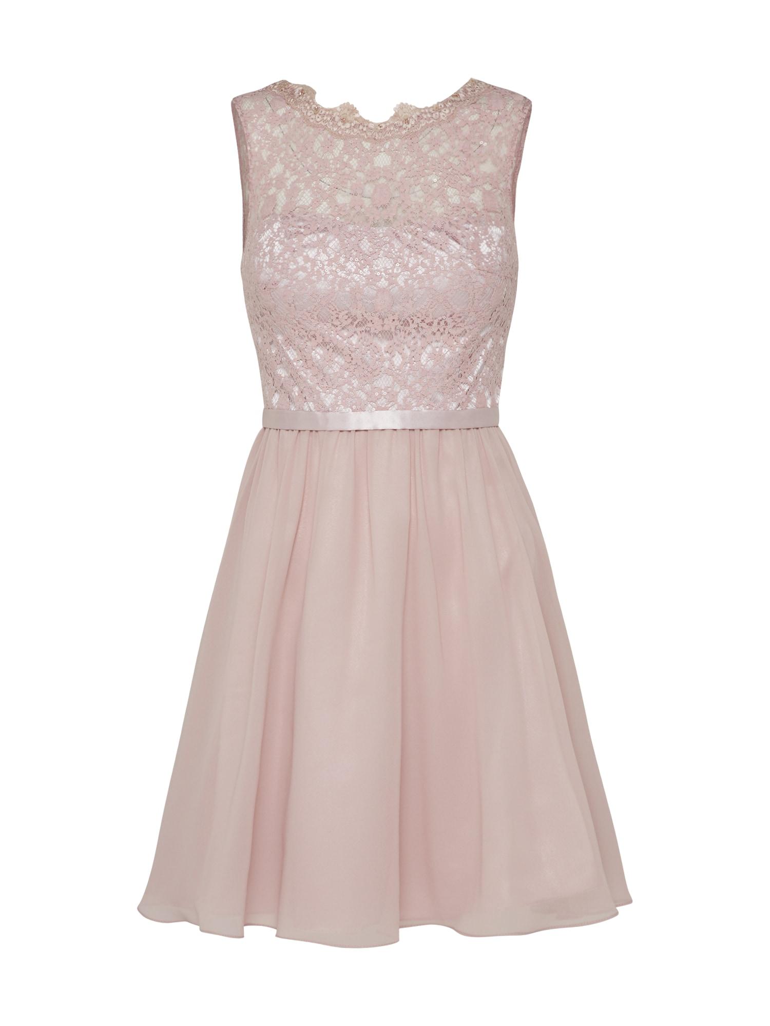 Laona Kokteilinė suknelė pudros spalva