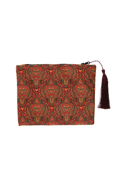 Clutches für Frauen - Clutch › Chiccy › rot  - Onlineshop ABOUT YOU