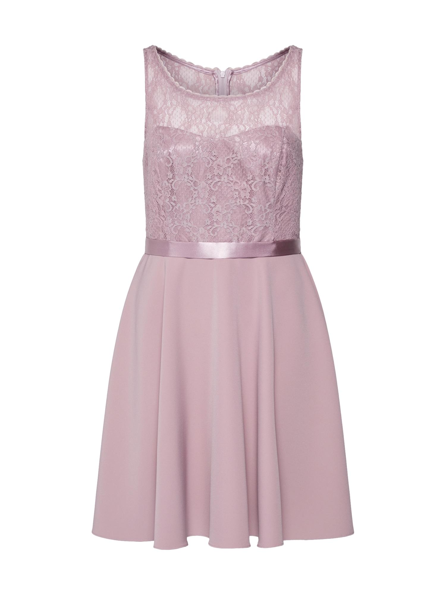 VM Vera Mont Kokteilinė suknelė ryškiai rožinė spalva