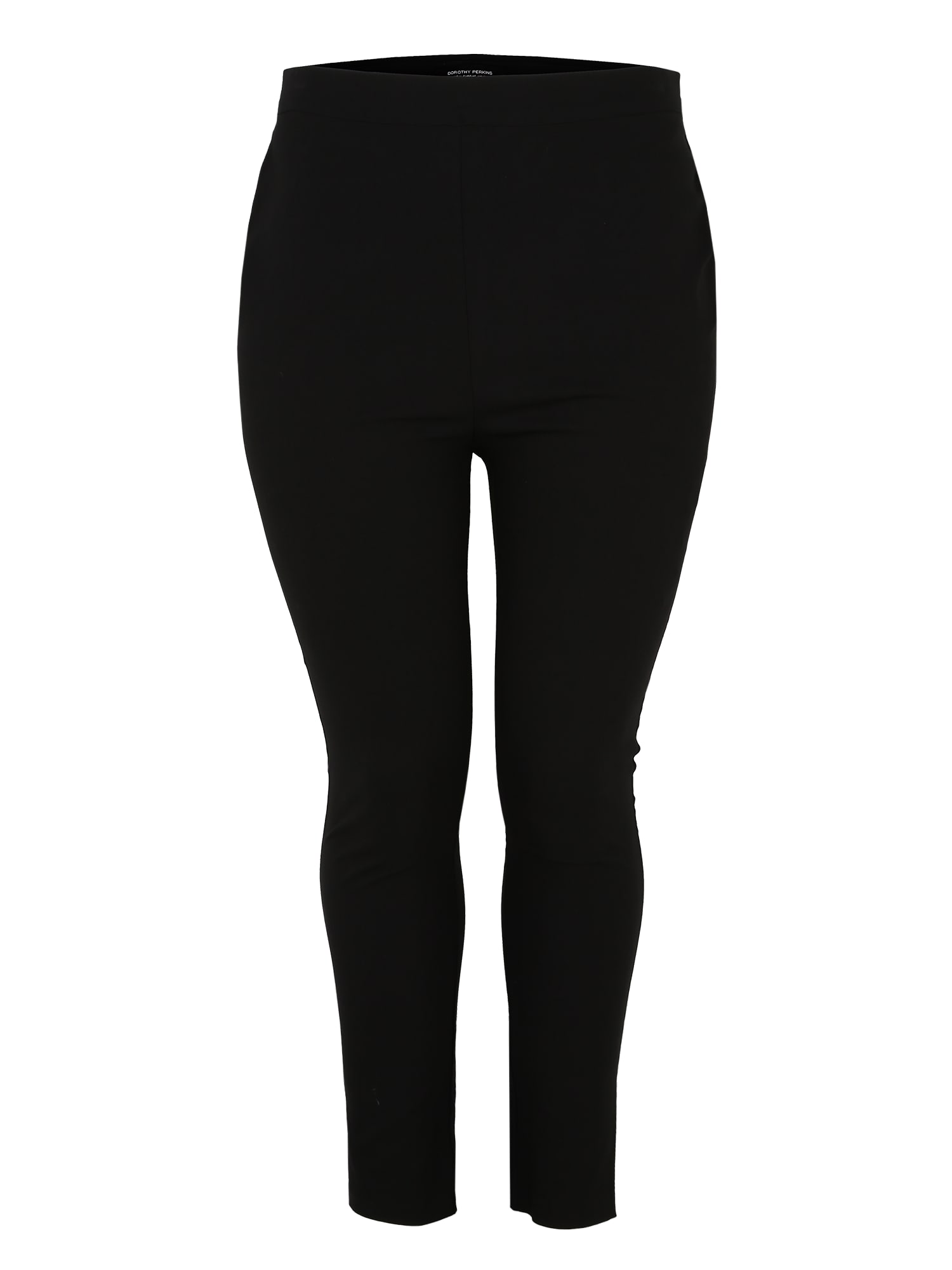 Dorothy Perkins Curve Kalhoty  černá