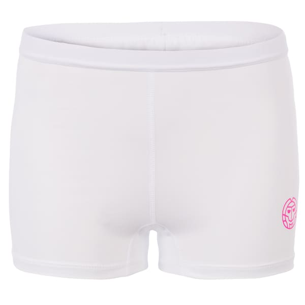 Sportmode für Frauen - Shorts 'Luna Tech' › BIDI BADU › weiß  - Onlineshop ABOUT YOU