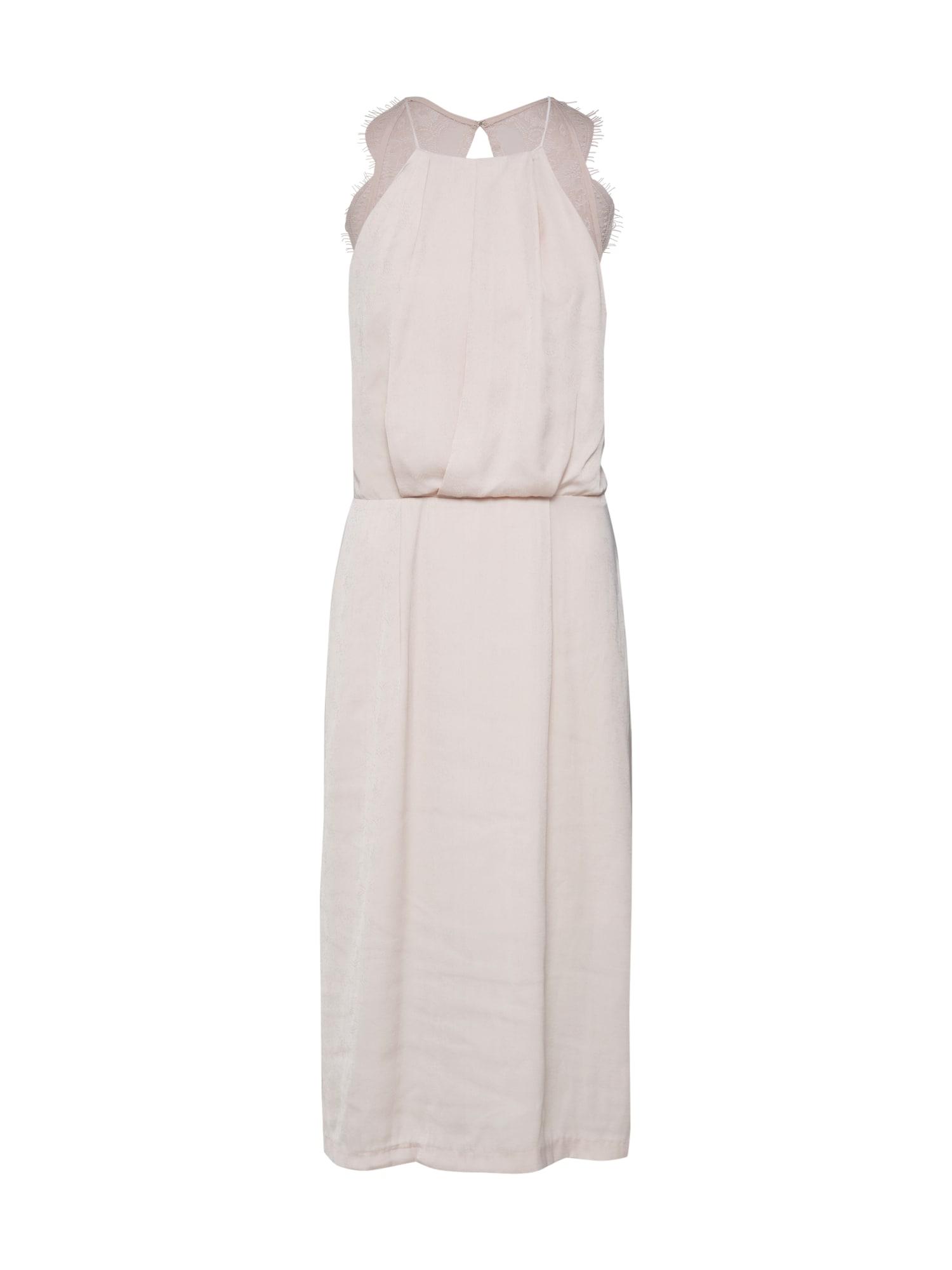 Šaty Willow růžová Samsoe & Samsoe