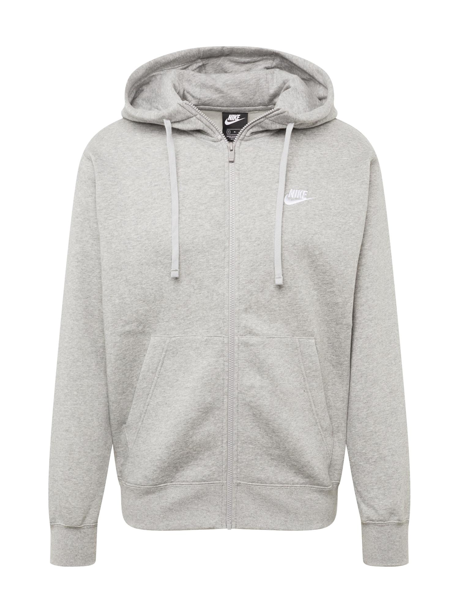 Nike Sportswear Džemperis margai pilka
