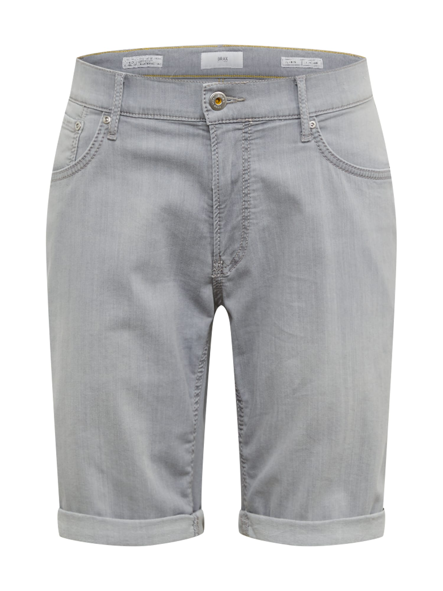 BRAX Džínsy  šedá denim