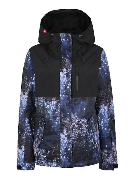 Jacken - Sport Jacke 'JETTY' › Roxy › dunkelblau schwarz  - Onlineshop ABOUT YOU