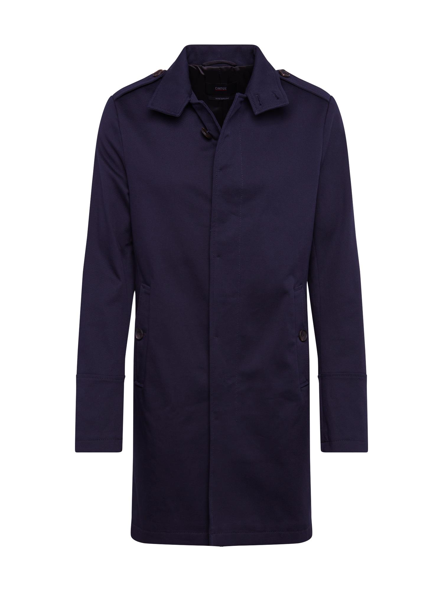 CINQUE Rudeninis-žieminis paltas 'CISTERLING' mėlyna