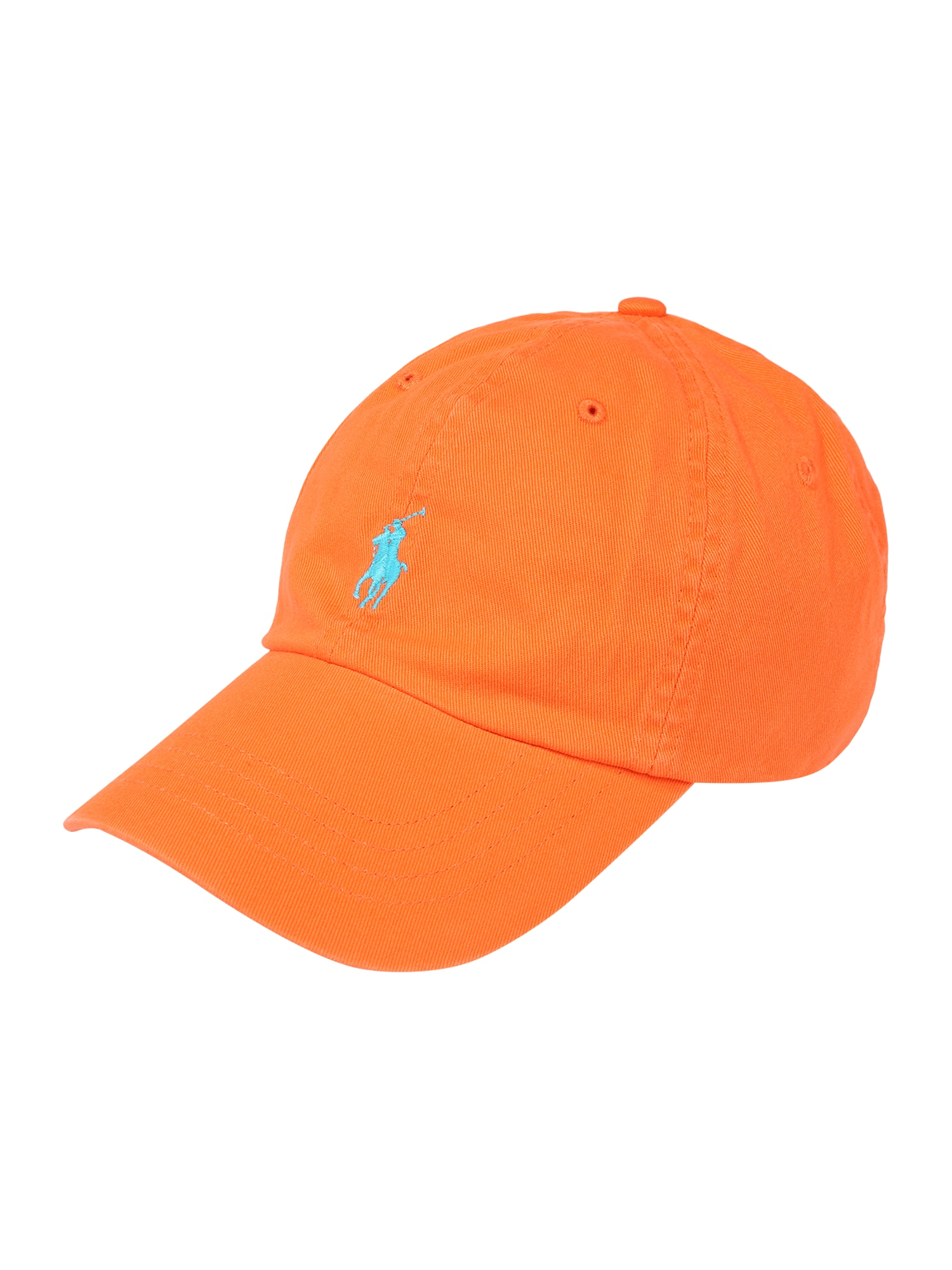 POLO RALPH LAUREN Športová šiltovka 'CLASSIC SPORT'  oranžová