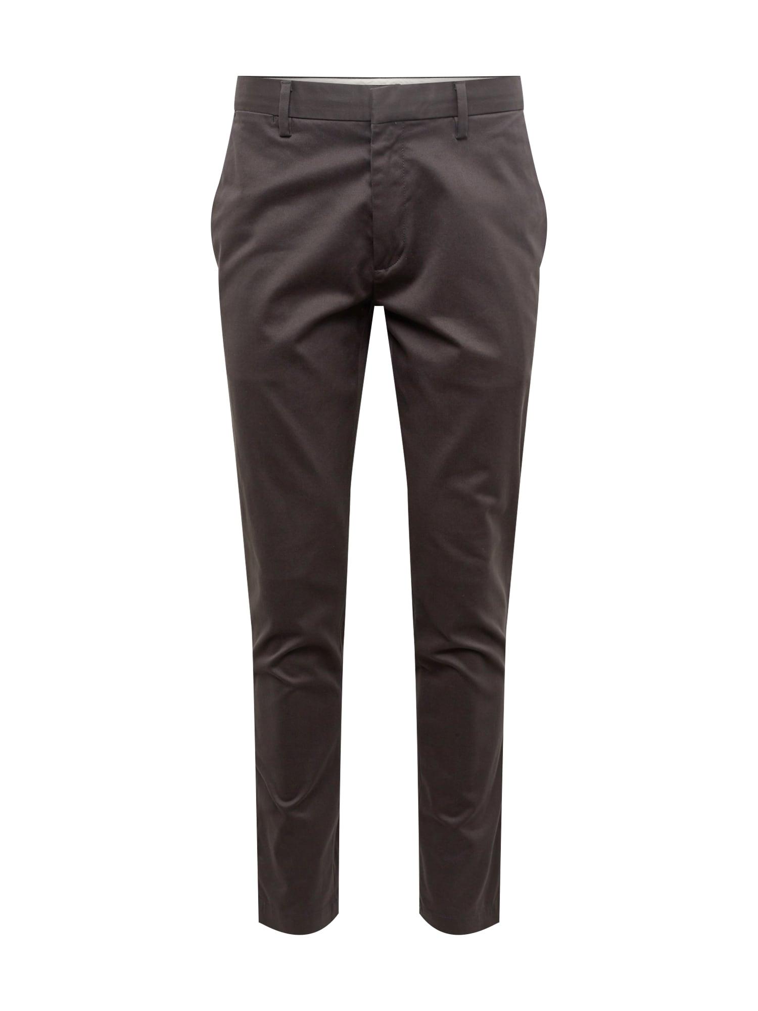 Banana Republic Chino stiliaus kelnės tamsiai pilka