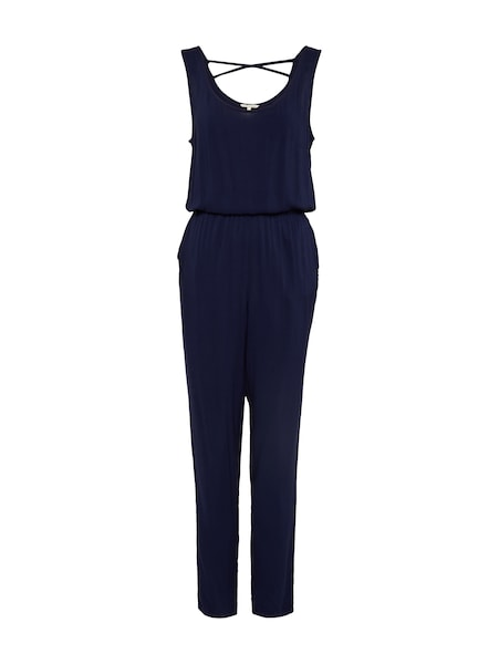 Hosen für Frauen - TOM TAILOR DENIM Jumpsuit dunkelblau  - Onlineshop ABOUT YOU