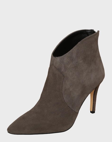 buffalo ankle boot mit stiletto absatz in grau about you. Black Bedroom Furniture Sets. Home Design Ideas