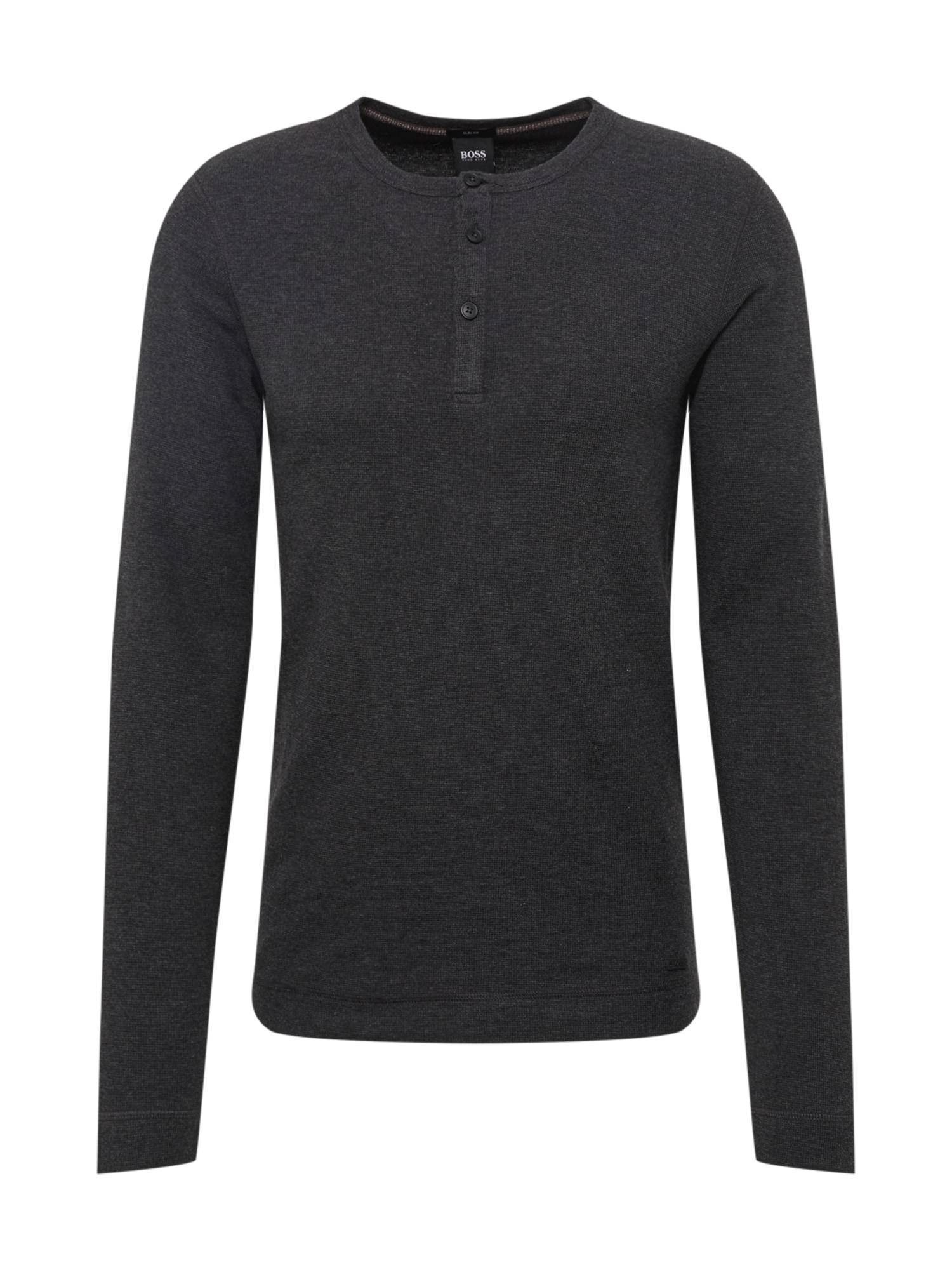 BOSS Marškinėliai 'Trix 10214364 01' juoda