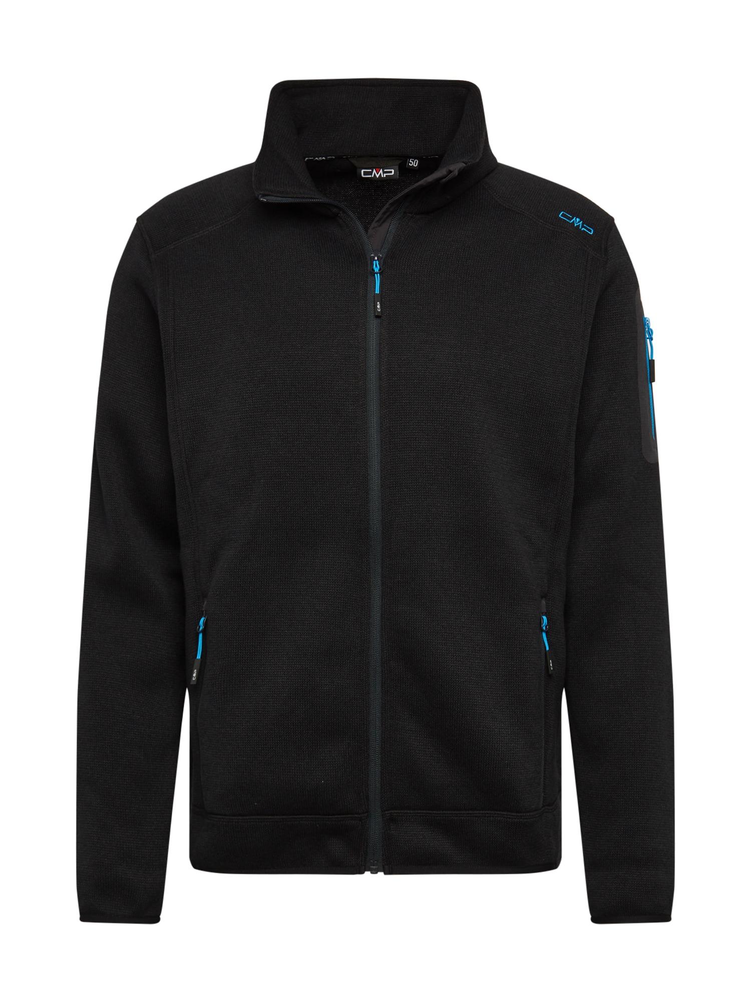 CMP Funkcinis flisinis džemperis juoda