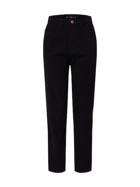 Hosen - Jeans 'RIOT' › Missguided › schwarz  - Onlineshop ABOUT YOU