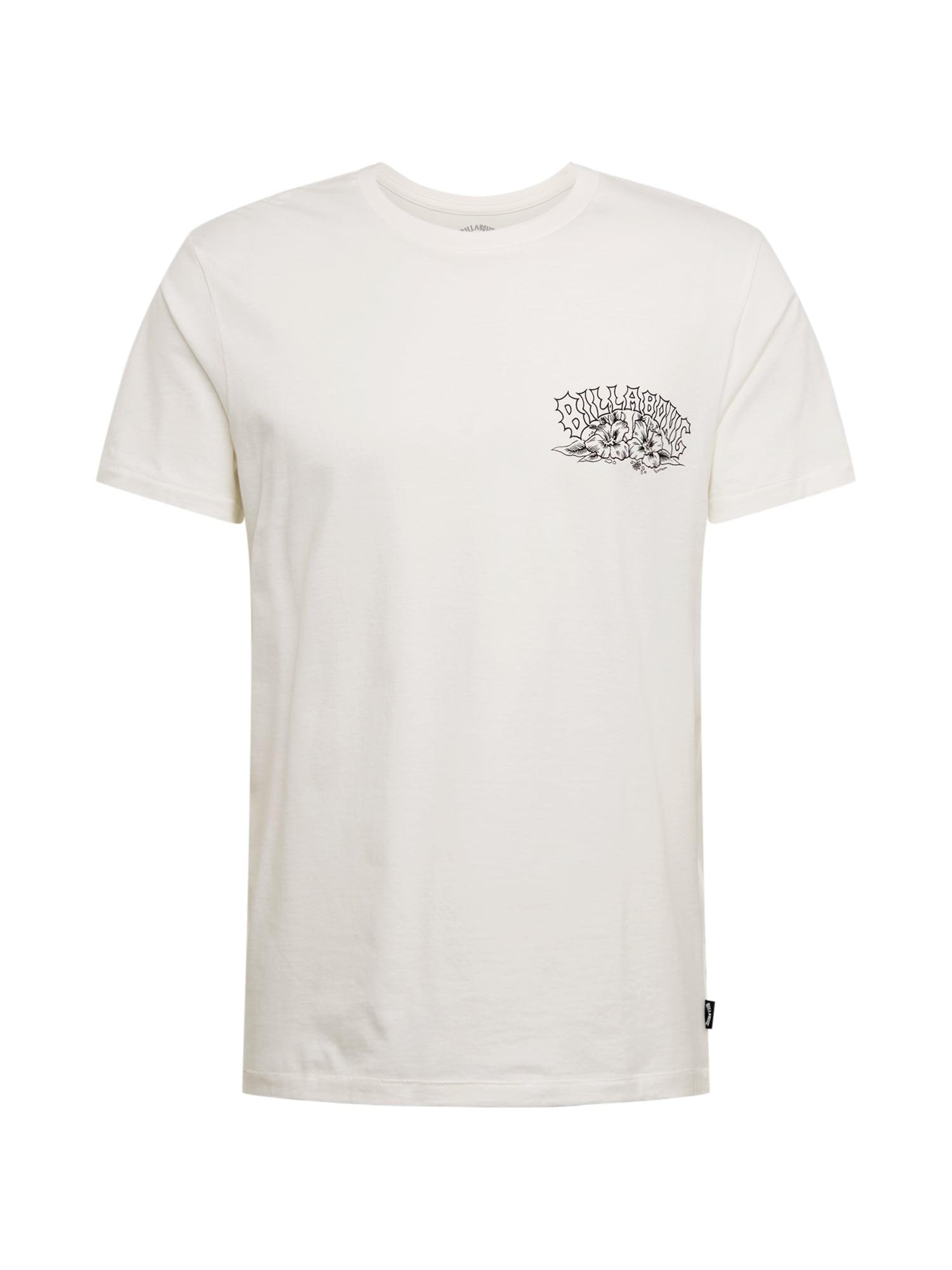 BILLABONG Marškinėliai 'CHARGER TEE SS' balta