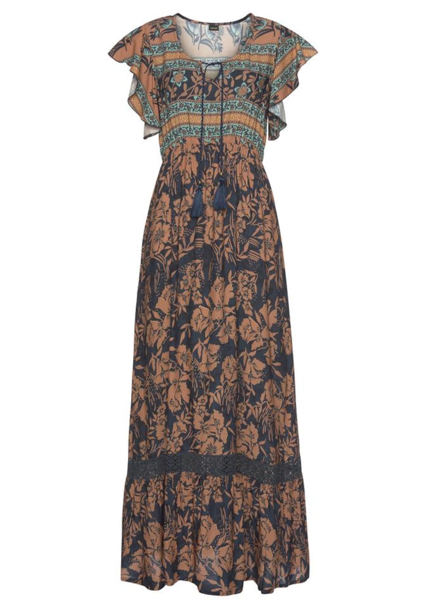 BUFFALO Paplūdimio suknelė mišrios spalvos
