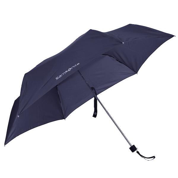 Regenschirme für Frauen - SAMSONITE Accessoires Lightdrop Taschenschirm 24 cm nachtblau  - Onlineshop ABOUT YOU