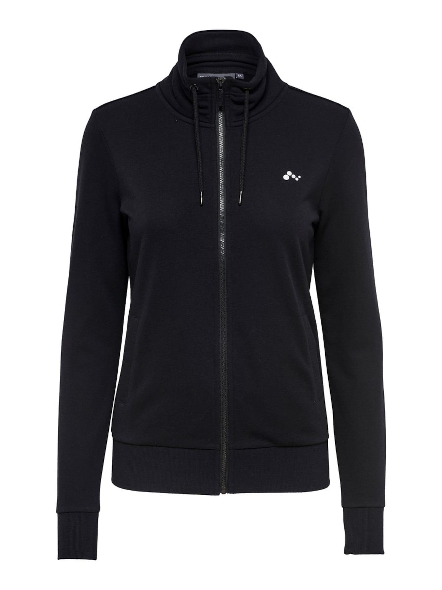 ONLY PLAY Sportinis džemperis juoda