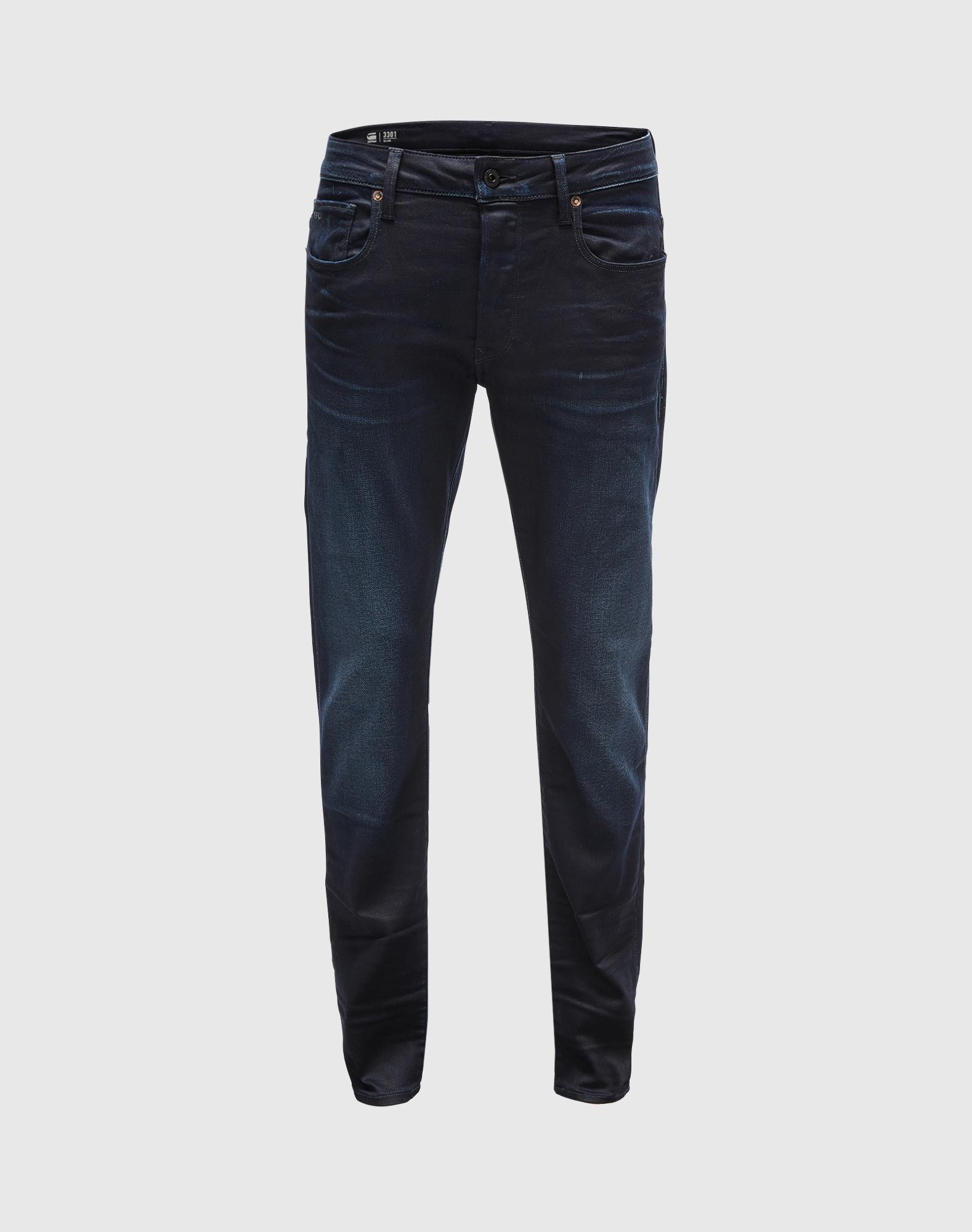 G-Star RAW Jeans  mörkblå
