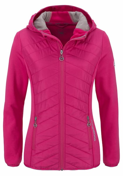 Jacken - Steppjacke › Kangaroos › pink  - Onlineshop ABOUT YOU