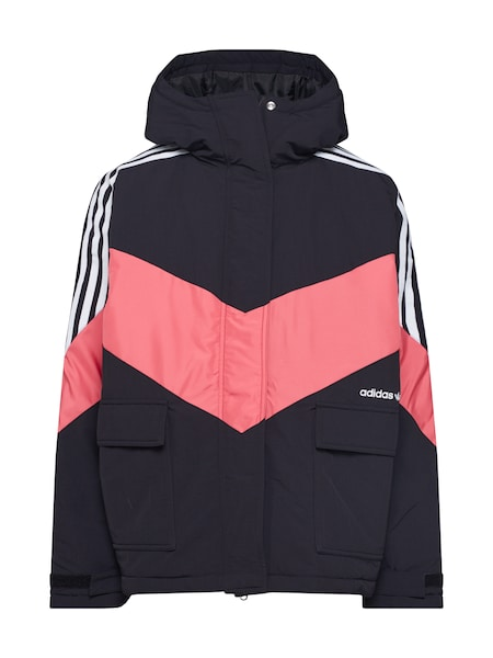 Jacken - Jacke 'ICONIC WINTER J' › ADIDAS ORIGINALS › schwarz  - Onlineshop ABOUT YOU