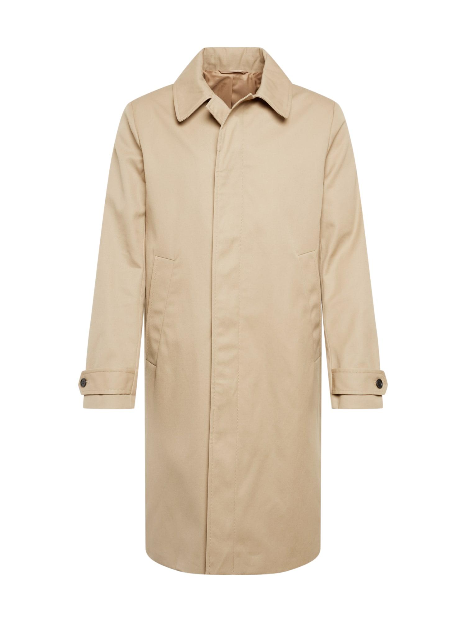 Filippa K Rudeninis-žieminis paltas 'Seaton' smėlio