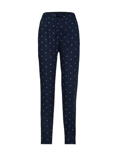 Hosen für Frauen - TOM TAILOR DENIM Stoffhose ultramarinblau  - Onlineshop ABOUT YOU