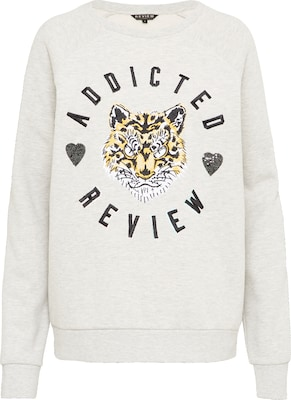 Review Sweatshirt 'TIGER'