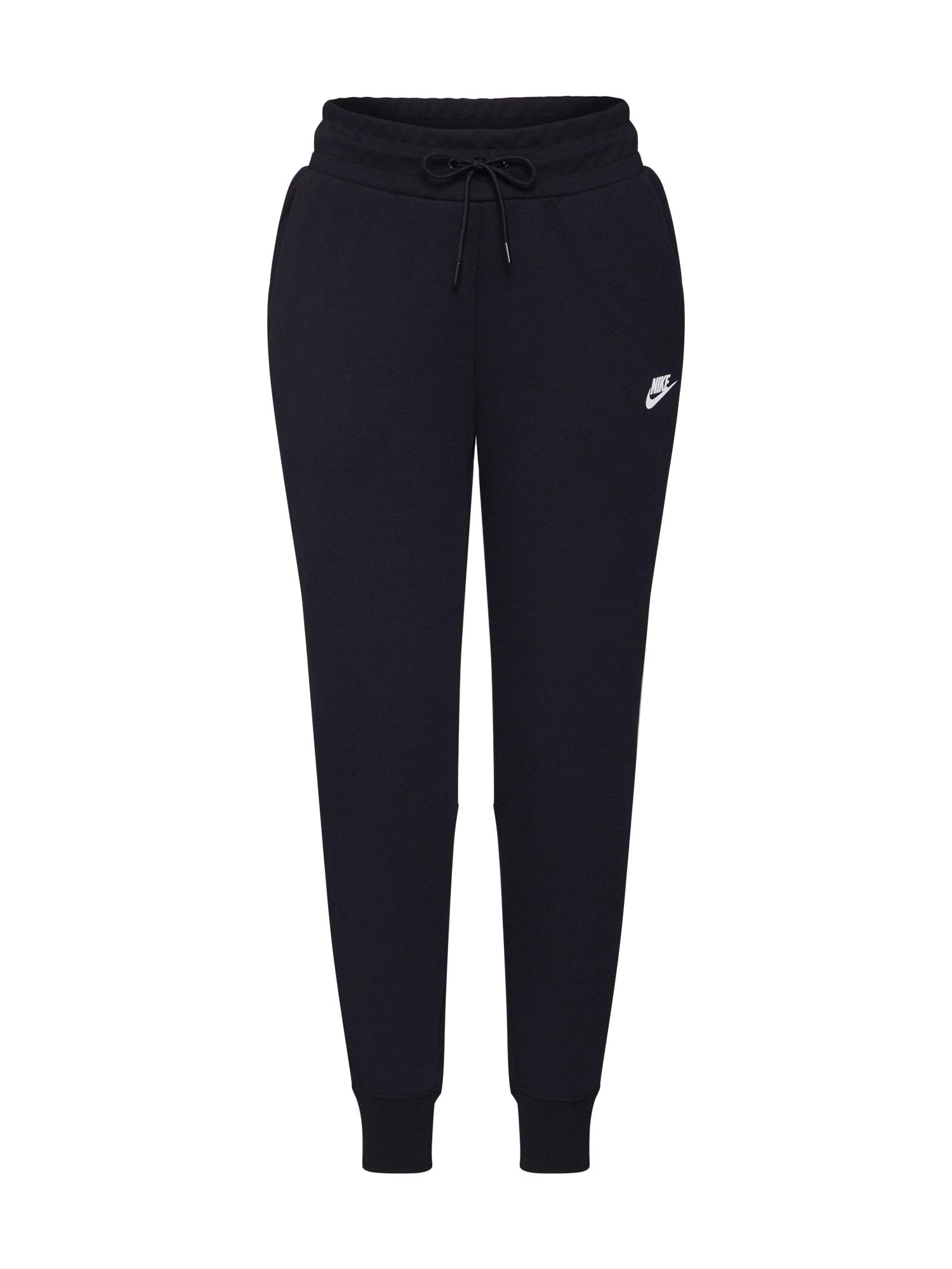 Nike Sportswear Kelnės 'Tech Fleece' juoda