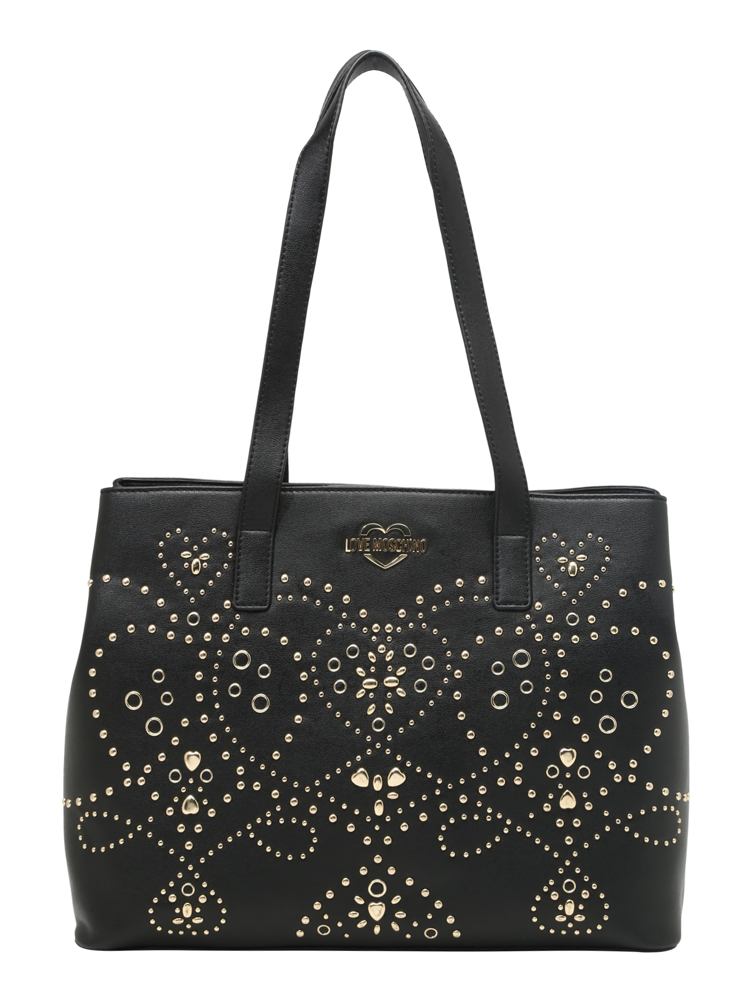 Nákupní taška černá Love Moschino