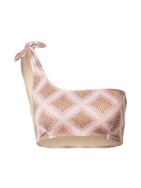Bademode - Bikinitop 'Carlis' › Samsoe Samsoe › beige rosa  - Onlineshop ABOUT YOU