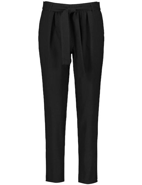 Hosen für Frauen - Hose › TAIFUN › schwarz  - Onlineshop ABOUT YOU