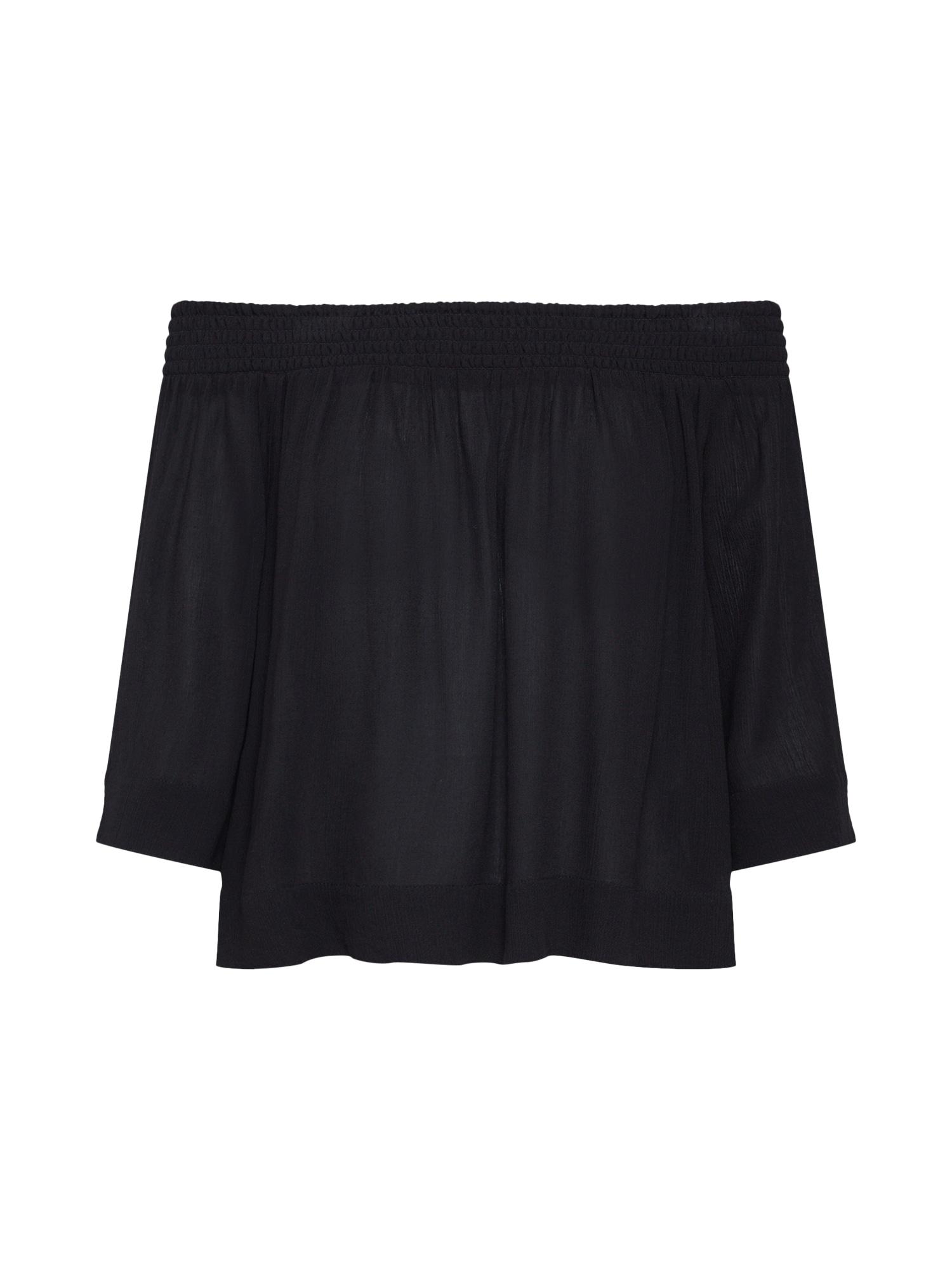 ABOUT YOU Marškinėliai 'Camille' juoda