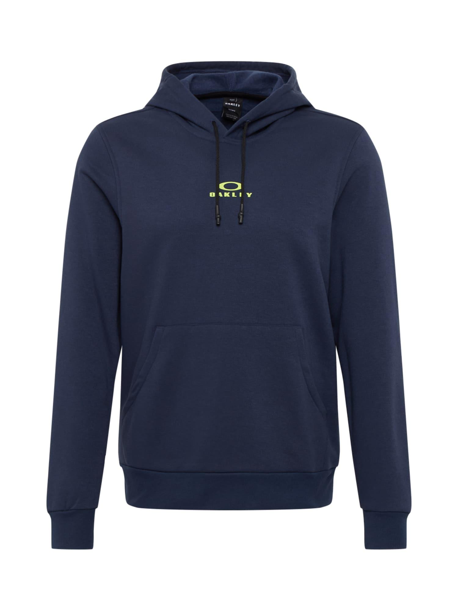 OAKLEY Sportinio tipo megztinis 'NEW BARK' mėlyna