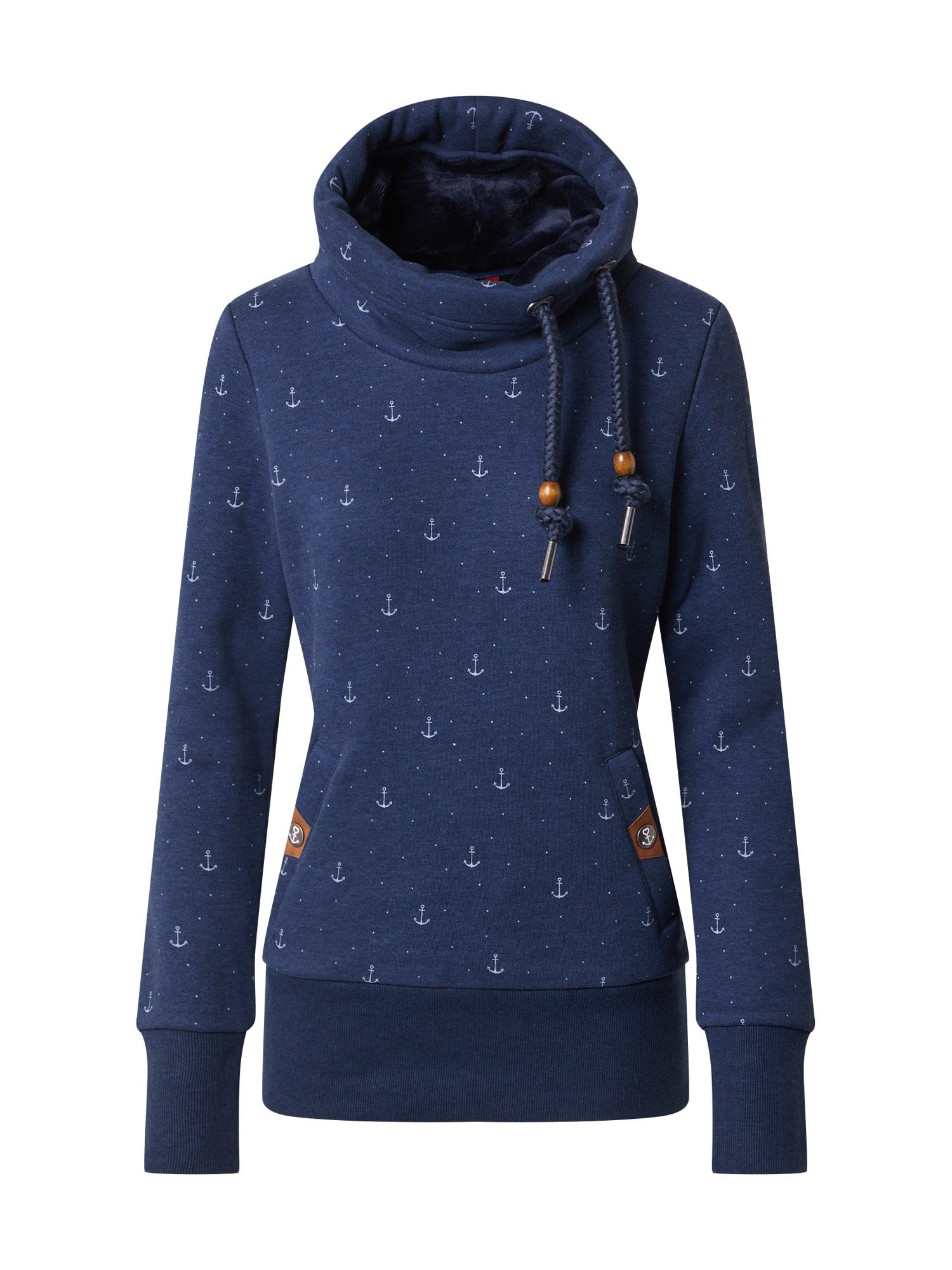 Ragwear Bluză de molton 'Rylie Marina'  navy
