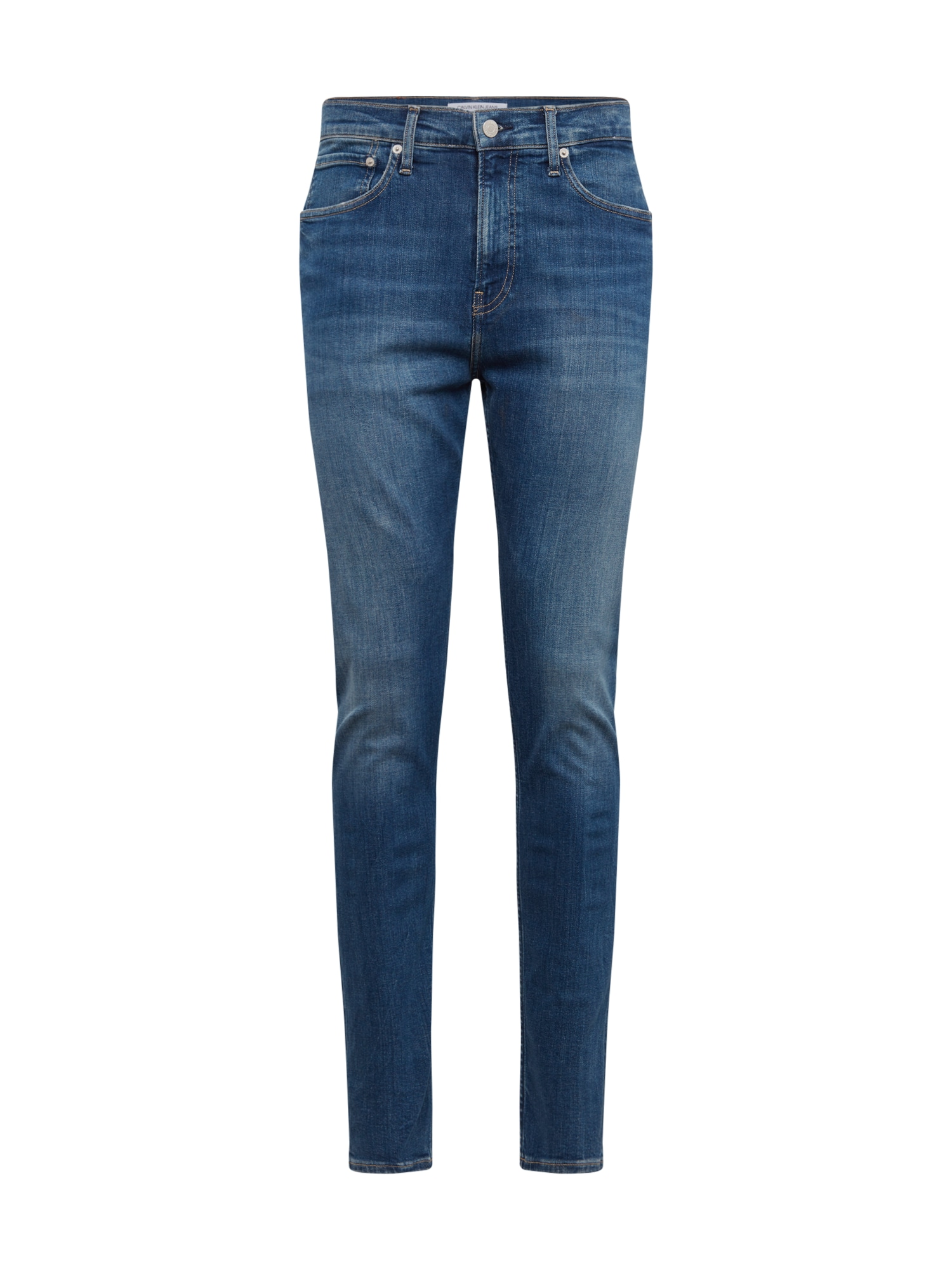 Džíny blue denim Calvin Klein Jeans