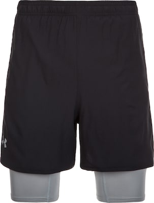 UNDER ARMOUR HeatGear Qualifier 2-in-1 Trainingsshort