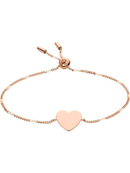 Armbaender für Frauen - FOSSIL Armband 'JF02965791' rosé  - Onlineshop ABOUT YOU