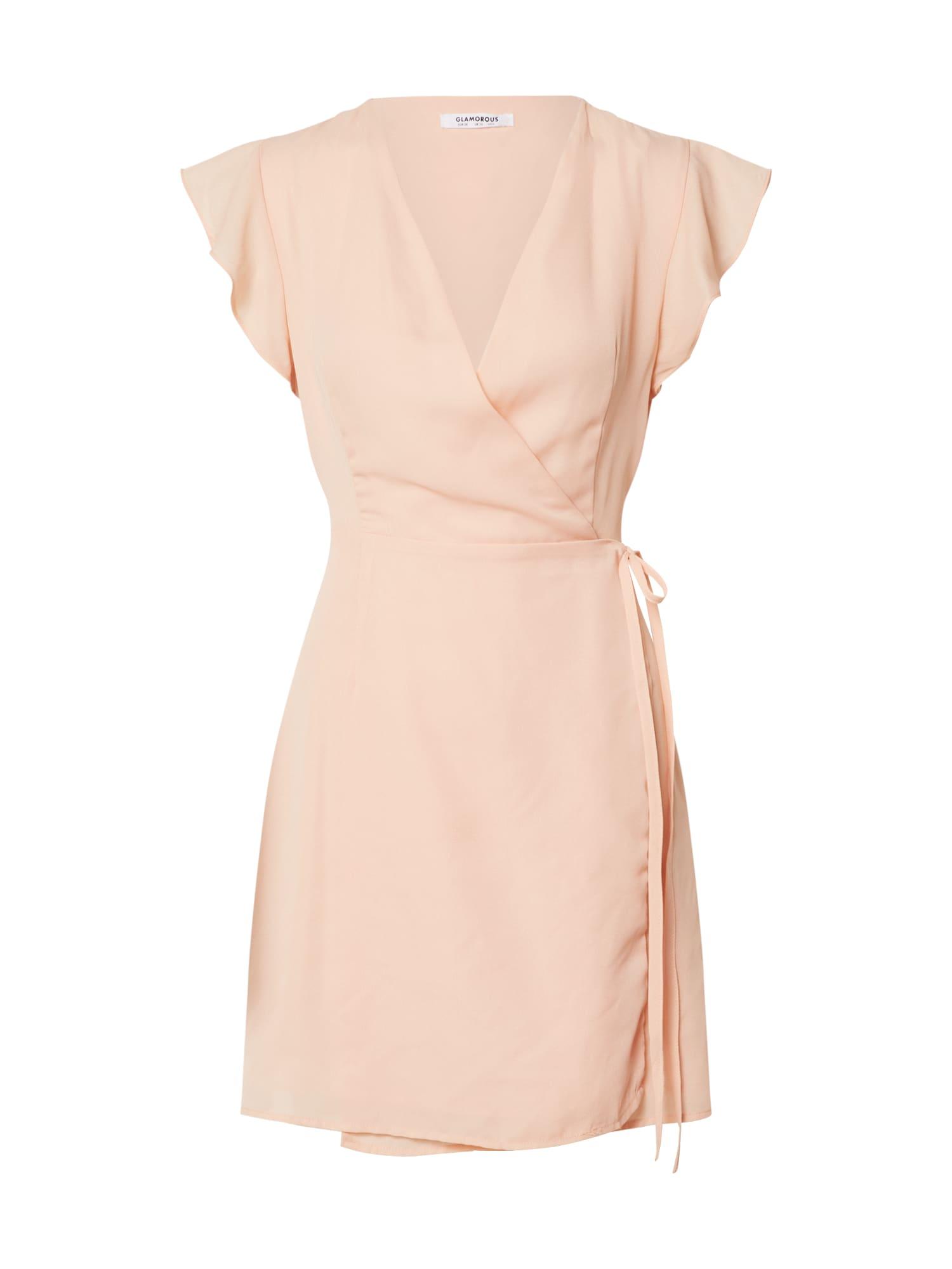 GLAMOROUS Vasarinė suknelė 'Dress' rožių spalva