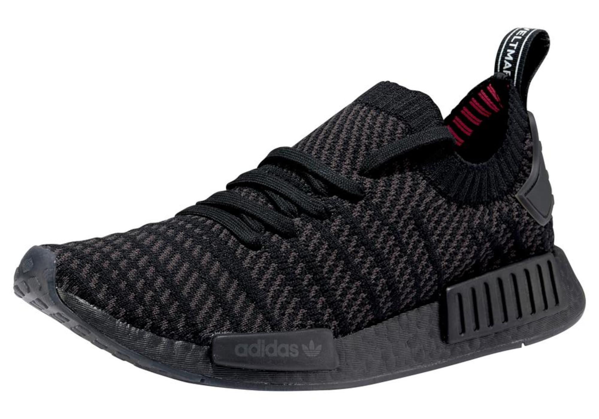 adidas nmd r1 zwart dames
