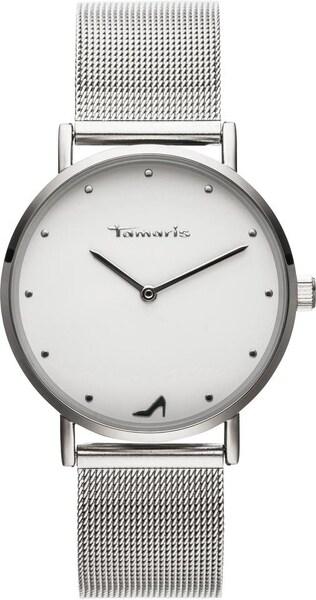 Uhren für Frauen - Uhr 'Anda, TW043' › tamaris › silber weiß  - Onlineshop ABOUT YOU