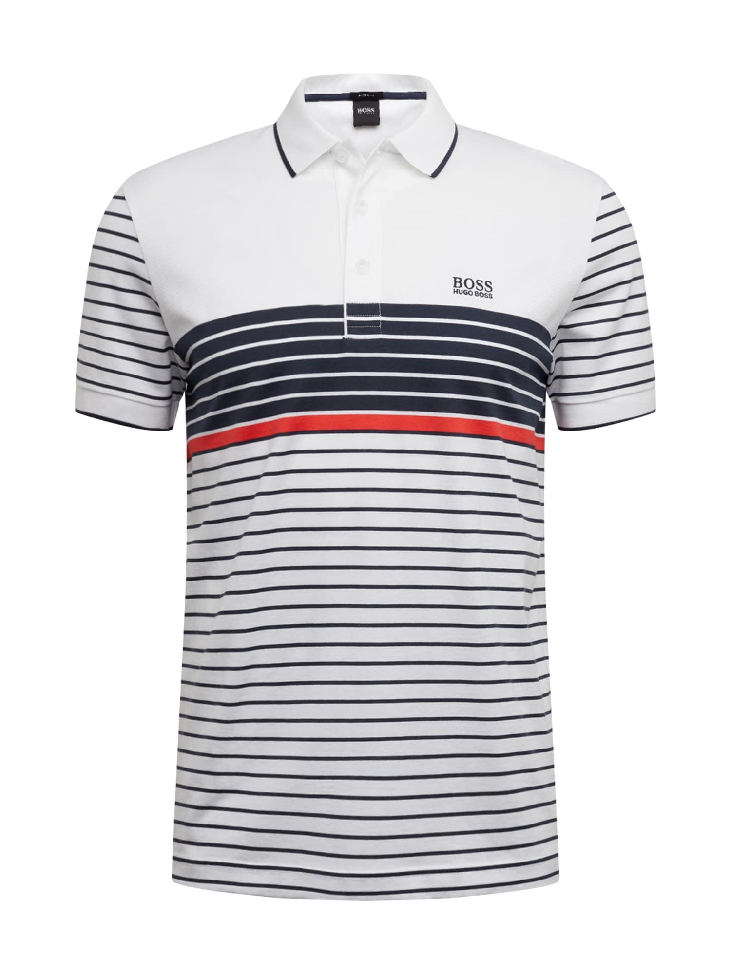 BOSS ATHLEISURE Marškinėliai 'Paddy 7' balta