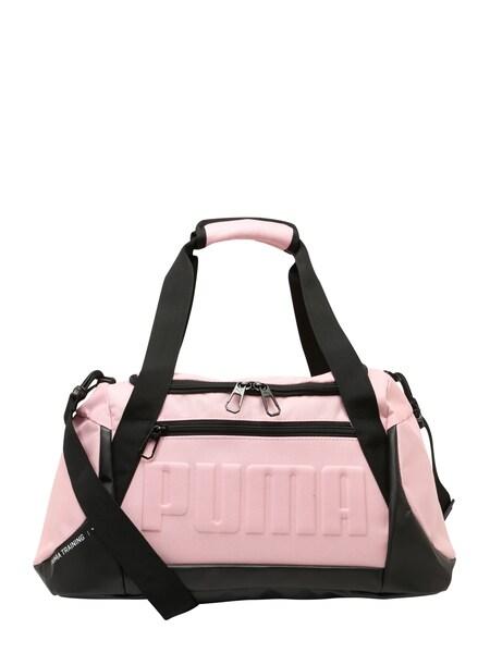 Sporttaschen für Frauen - PUMA Sport Tasche 'GYM Duffle S' rosa schwarz  - Onlineshop ABOUT YOU