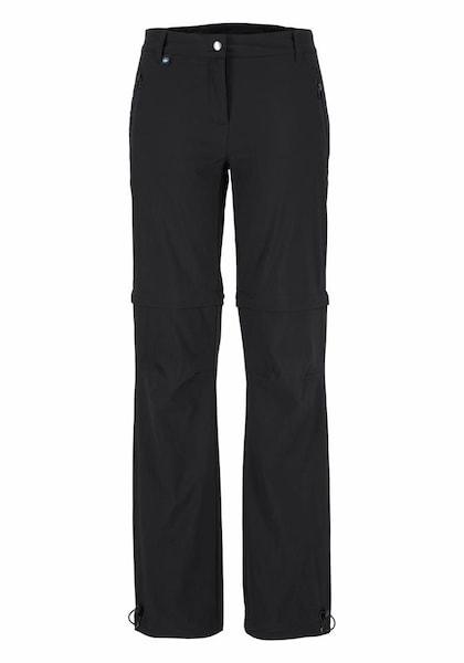 Hosen für Frauen - POLARINO Trekkinghose schwarz  - Onlineshop ABOUT YOU