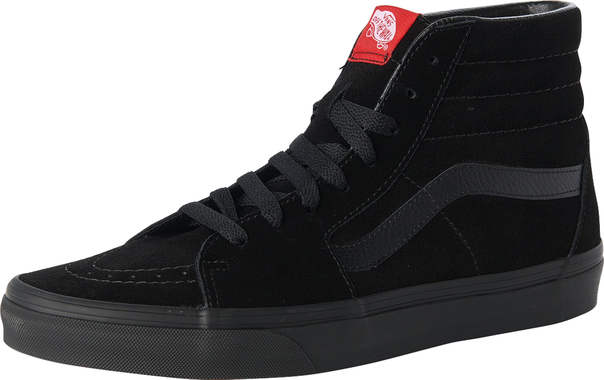 vans high top sneaker 39 sk8 hi 39 in schwarz about you. Black Bedroom Furniture Sets. Home Design Ideas